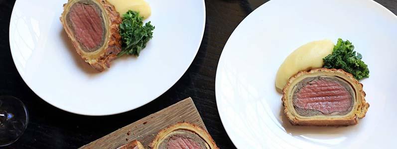 Gordon Ramsay's Traditional Beef Wellington