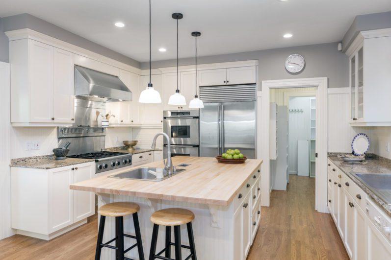 Open Kitchen for Entertaining