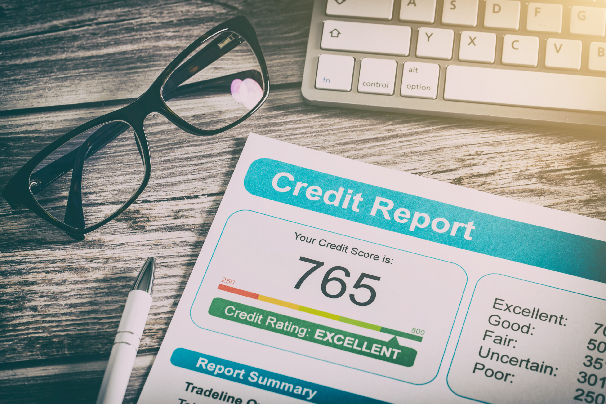 FICO Credit Scores and Your Credit Report