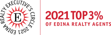 Betty Most and Randy Baugher have achieved the Edina Realty Executive Circle 2021.